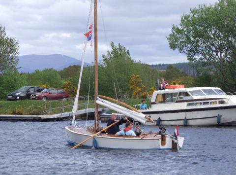 Pubavond vrijdag 13 november: Sail Caledonia