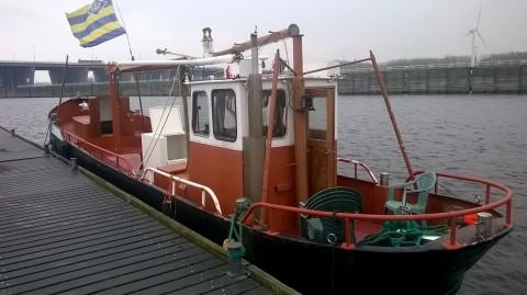 Nieuw startschip voor KWV Frisia