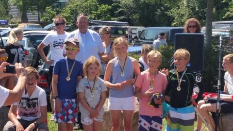 Successen voor KWV Frisia jeugd op de combi's !!