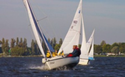 TIRION 21 Klasse kampioenschap 24-25 september 2016 in GROU!
