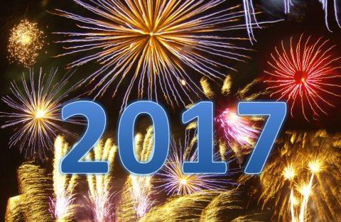 Nieuwjaarsborrel 2017