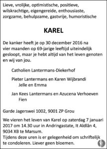 rouw-advertentie-karel-lantermans