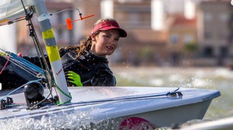 Top: Goede resultaten Frisia Jeugd in Murica Spanje, EK Laser 4.7