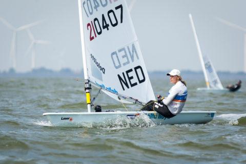 Marit Bouwmeester ook Europees Kampioen