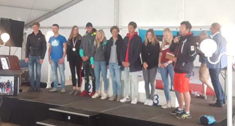 Merle Louwinger en Laila van der Meer naar ISAF Youth Sailing World Championships