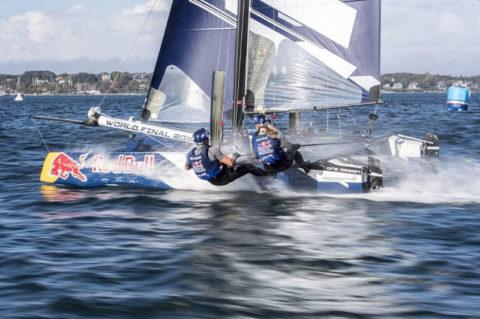 Frisia-leden actief tijdens Volvo Ocean Race week
