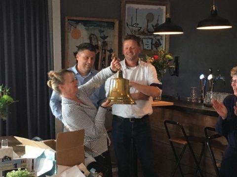 Stichting Zeilcentrum viert 1e lustrum