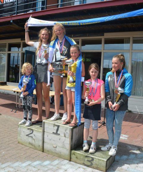 Femme Rijk Nederlands kampioen in de Flits